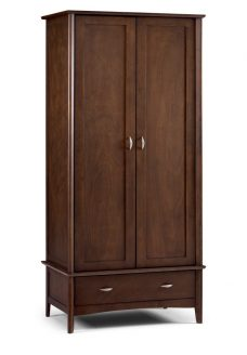 Minuet 2 Door Combination Wardrobe