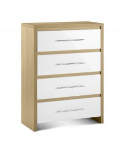 Stockholm 4 Drawer Chest