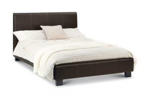 Phoenix Faux Leather Bed
