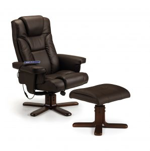 Malmo Massage Recliner & Stool
