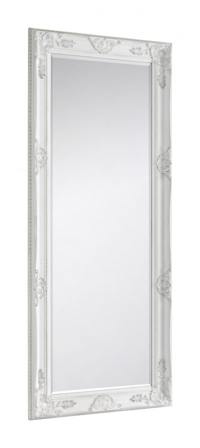 Palais White LeantoDress Mirror