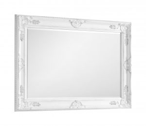 Palais White Wall Mirror