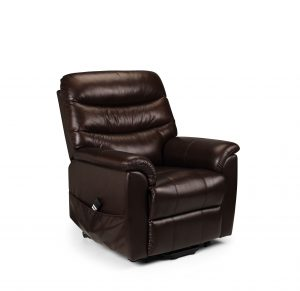 Pullman Leather Rise & Recline Chair