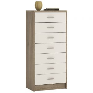 4 You 7 Drawer Narrow Cabinet