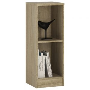 4You Low Narrow Bookcase