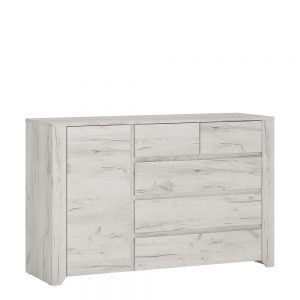 Angel 1 Door 2+3 drawer Chest