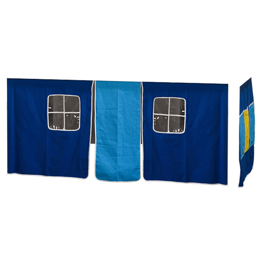 KIDS World Tent Blue