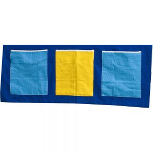 KIDS World Pocket Blue