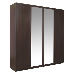 Pello 4 Door Wardrobe