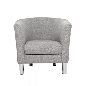 Cleveland Armchair Light Grey