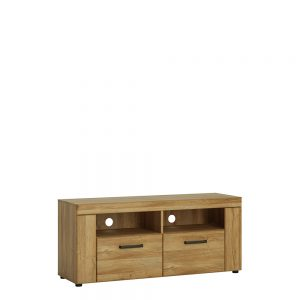 Cortina 2 Drawer TV Cabinet