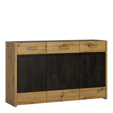 Aviles Sideboard - 3 Doors 3 Drawers